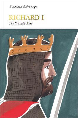 Richard I (Penguin Monarchs) book