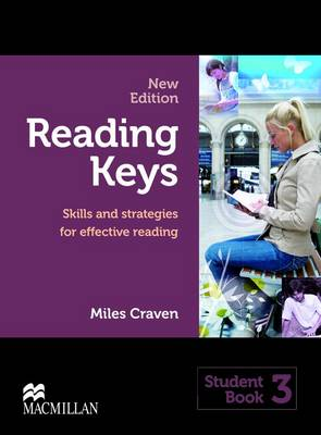 Reading Keys New Ed 3 Student's Book by Miles Craven