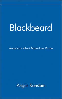 Blackbeard by Angus Konstam
