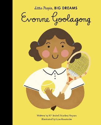 Evonne Goolagong by Maria Isabel Sanchez Vegara