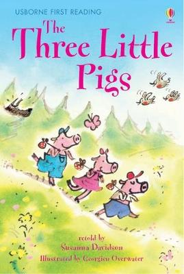 The Three Little Pigs  Level 3 by Susanna Davidson
