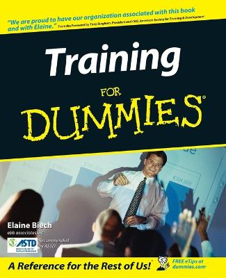 Training for Dummies book