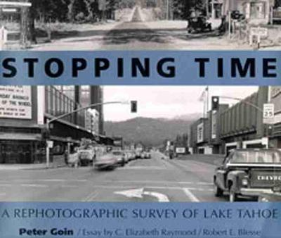 Stopping Time by Robert E. Blesse