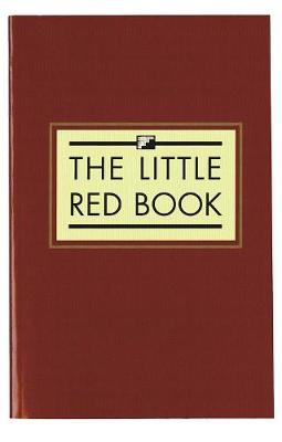 Little Red Book by Anonymous
