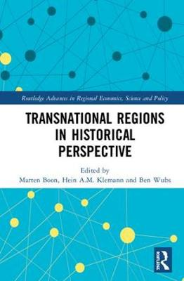 Transnational Regions in Historical Perspective book