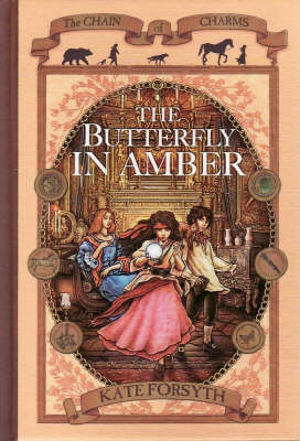 Butterfly in Amber book