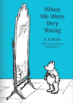 When We Were Very Young book
