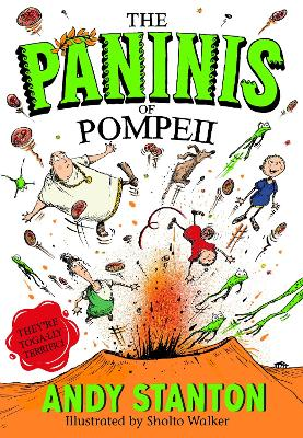 The Paninis of Pompeii by Andy Stanton