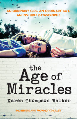 Age of Miracles book