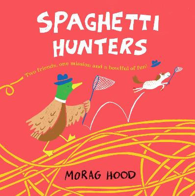 Spaghetti Hunters book