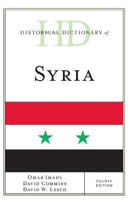 Historical Dictionary of Syria book