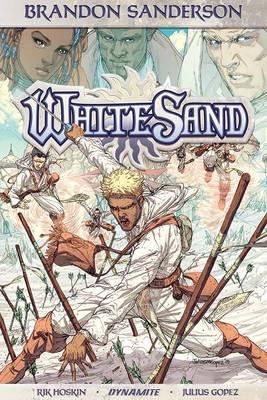 Brandon Sanderson's White Sand Volume 1 by Rik Hoskin