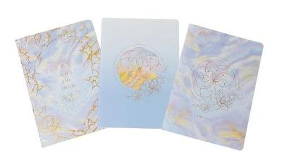 Meditation Sewn Notebook Collection (Set of 3) book