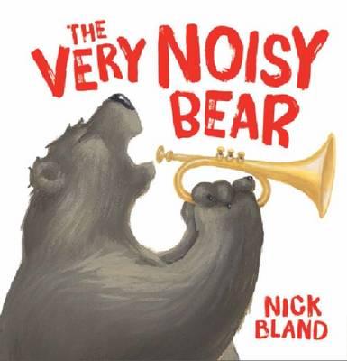 Very Noisy Bear book