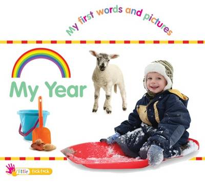 My First Words My Year by null