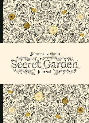 Johanna Basfords Secret Garden Journal By Basford