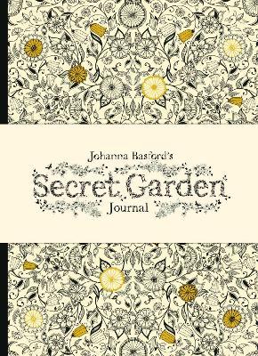 Johanna Basford's Secret Garden Journal by Johanna Basford