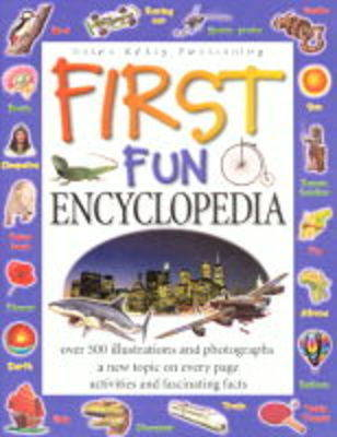 First Fun Encyclopedia by Jane Walker