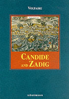 Candide book