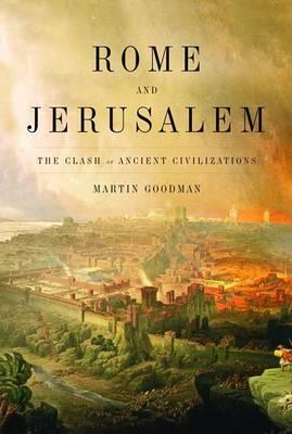 Rome and Jerusalem book