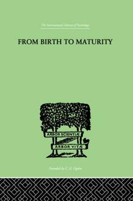 From Birth to Maturity book