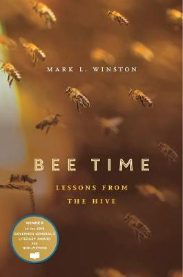 Bee Time by Mark L Winston