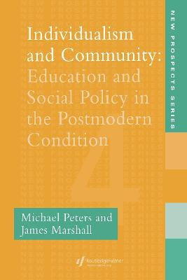 Individualism And Community by Michael Peters