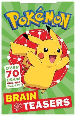 Pokemon Brain Teasers book