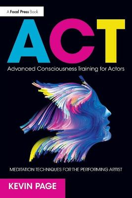 Advanced Consciousness Training for Actors book