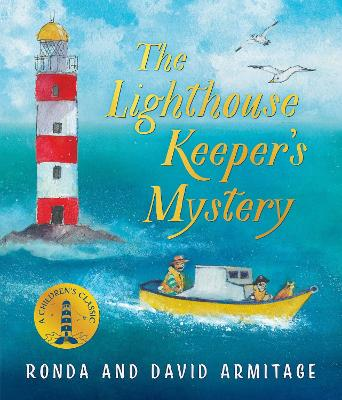 The Lighthouse Keeper's Mystery by Ronda Armitage