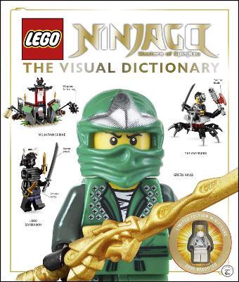 LEGO (R) Ninjago The Visual Dictionary by Hannah Dolan