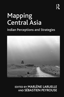 Mapping Central Asia by Dr. Sebastien Peyrouse