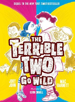 Terrible Two Go Wild by Mac Barnett