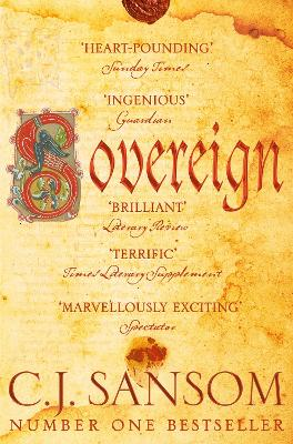 Sovereign by C. J. Sansom