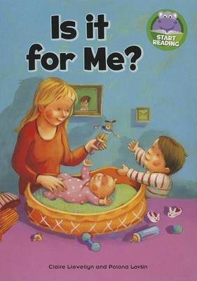 Is It for Me? by Claire Llewellyn