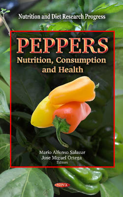 Peppers by Mario Alfonso Salazar
