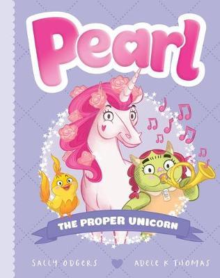 Pearl #3: the Proper Unicorn book