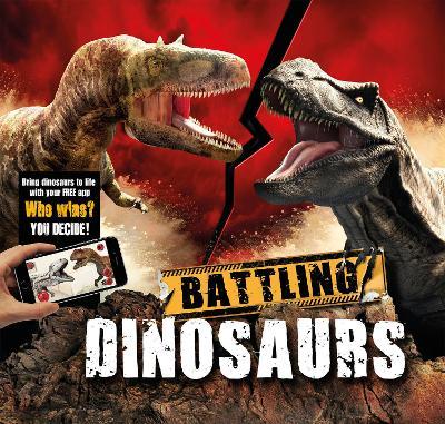 Battling Dinosaurs (AR) by Anna Brett