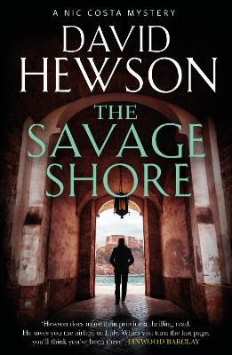 The Savage Shore by David Hewson
