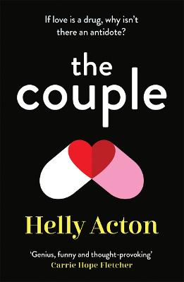 The Couple: 'Genius, funny and thought-provoking. 5 stars' Carrie Hope Fletcher by Helly Acton