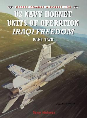 US Navy Hornet Units of Operation Iraqi Freedom  Pt.2 by Tony Holmes