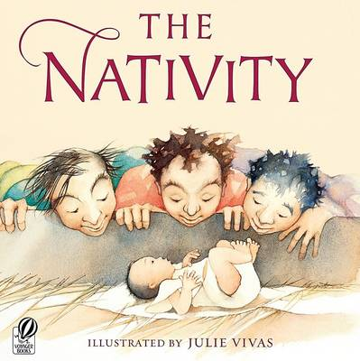 The Nativity by Julie Vivas