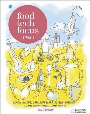 Food Tech Focus Stage 5 book