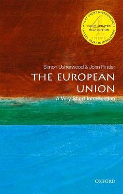 The European Union: A Very Short Introduction by John Pinder