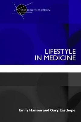 Lifestyle in Medicine book