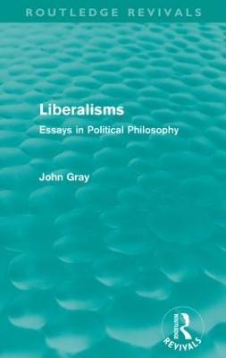 Liberalisms book