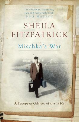Mischka's War book