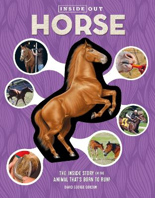 Inside Out Horse: The Inside Story on the Animal That's Born to Run! by David George Gordon