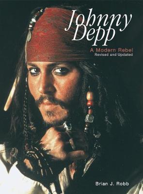 Johnny Depp by Brian J Robb