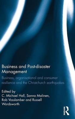 Business and Post-disaster Management book